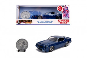 SIMBA JADA AUTO 1979 BILLY'S CHEVY CAMARO Z28 1:24  325-5002