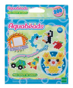 AQUABEADS EPOCH KORALIKI ZESTAW MINI DO ZABAWY 31748