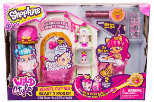 SHOPKINS SERIA 9 WILD SALON URODY 56705