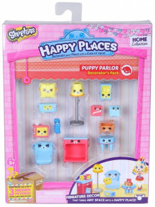 FORMATEX SHOPKINS HAPPY PLACES HOME DEKORATOR ZESTAW SALON 56195