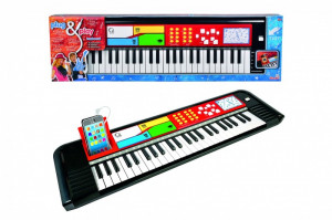 SIMBA MY MUSIC WORLD KEYBOARD Z MP3 683-7079