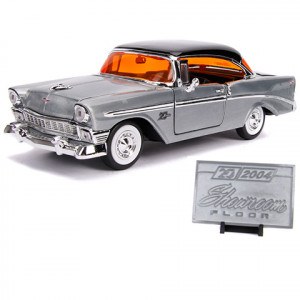 SIMBA JADA AUTO 1956 CHEVY BEL AIR WAVE 4 1:24 374-5013