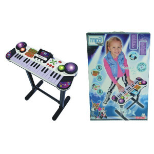 SIMBA MY MUSIC WORLD KEYBOARD Z MP3 I PODSTAWKĄ 683-2609