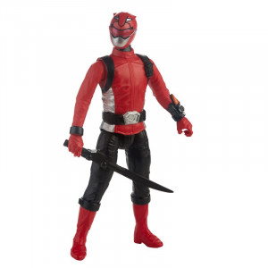 POWER RANGERS FIGURKA RED RANGERS 30 CM E5914/E5937