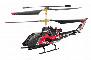 CARRERA HELIKOPTER STEROWANY RC RED BULL COBRA 370501040