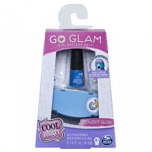SPIN MASTER COOL MAKER MINI GO GLAM MIDNIGHT GLOW 6052633