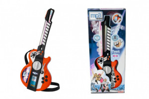 SIMBA MY MUSIC WORLD GITARA ROCKOWA Z MP3 8628