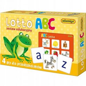 ADAMIGO GRA 4W1 LOTTO ABC  06977