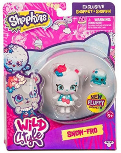 FORMATEX SHOPKINS WILD STYLE S9 SHOPPETS SNOW-FRO 56696/56968