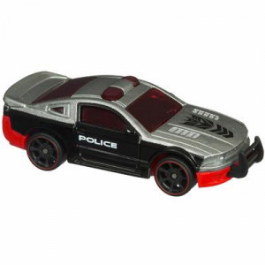 HASBRO TRANSFORMERS SPEED STARS AUTO BARRICADE 26981/26879